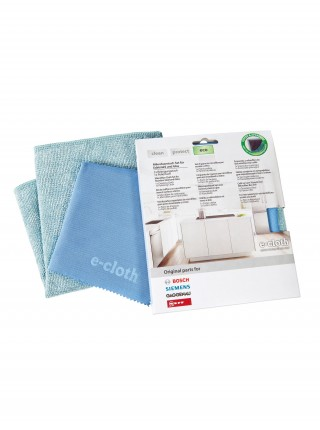 Чистящие салфетки E-cloth, набор из 2 шт. 00466148