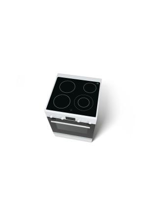 Отдельностоящ. электрическая плита HCA643220Q