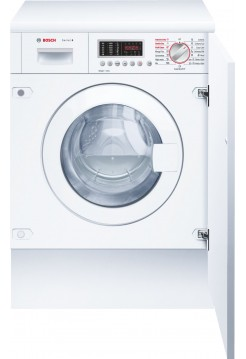 Serie | 6 Встраиваемая  стирально-сушильная машина 7/4 kg 1400 об/мин WKD28541EU