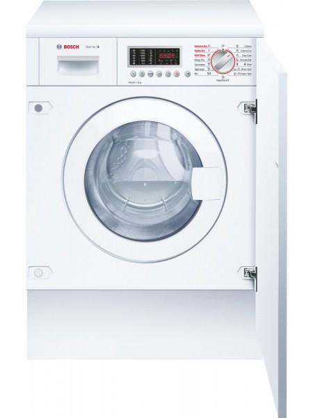 Встраиваемая  стирально-сушильная машина WKD28541EU