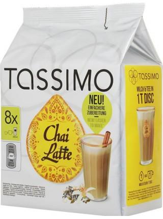 Капсулы Tassimo Chai Latte