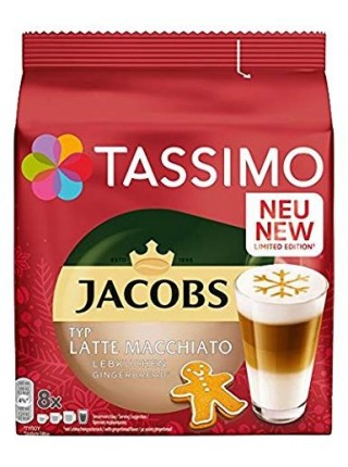 КАПСУЛЫ TASSIMO MACCHIATO LIMITED EDITION