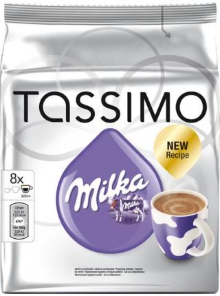 Капсулы Tassimo Milka